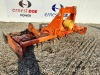 2005 MASCHIO ERPICE DS POWER HARROW, 3M WORKING WIDTH, FLAT BAR REAR ROLLER, MANUAL ADJUST REAR LEVELLING BOARDS, TINES GOOD, PAINT WORK POOR ON BED, HAS BEEN HAND PAINTED, SERIAL NUMBER 059830217 (71172373)