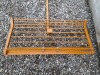 1 X MIXED LOT OF 20 x RICHARD WESTERN TRAILER SHEET RACKS & 6 x MUDFLAP FRAMES, SOME DENTING AND SCRATCHING TO SHEET RACKS, SOME WELDS BROKEN ON MUDFLAP FRAMES (8) (NO RESERVE) - 7