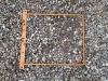 1 X MIXED LOT OF 20 x RICHARD WESTERN TRAILER SHEET RACKS & 6 x MUDFLAP FRAMES, SOME DENTING AND SCRATCHING TO SHEET RACKS, SOME WELDS BROKEN ON MUDFLAP FRAMES (8) (NO RESERVE) - 10